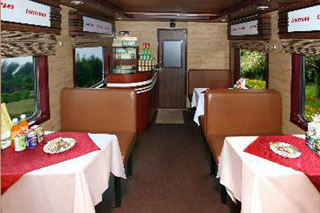 Livitrans Dinning and Bar Carriage