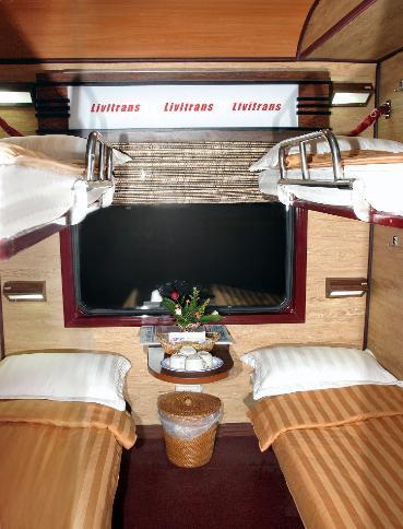 Livitran 4 Bed Deluxe Cabin